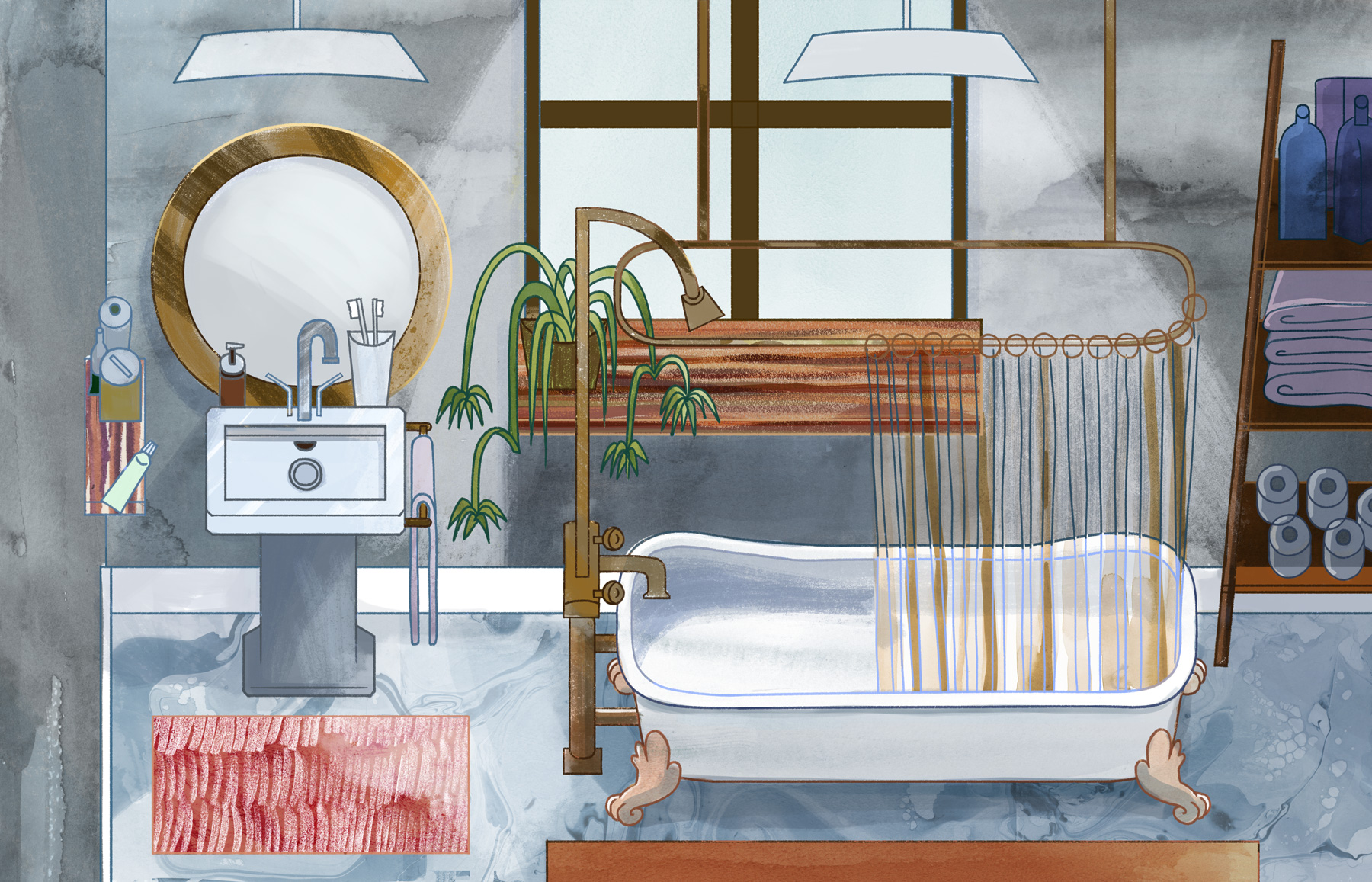 SamiaAhmed_bathroom